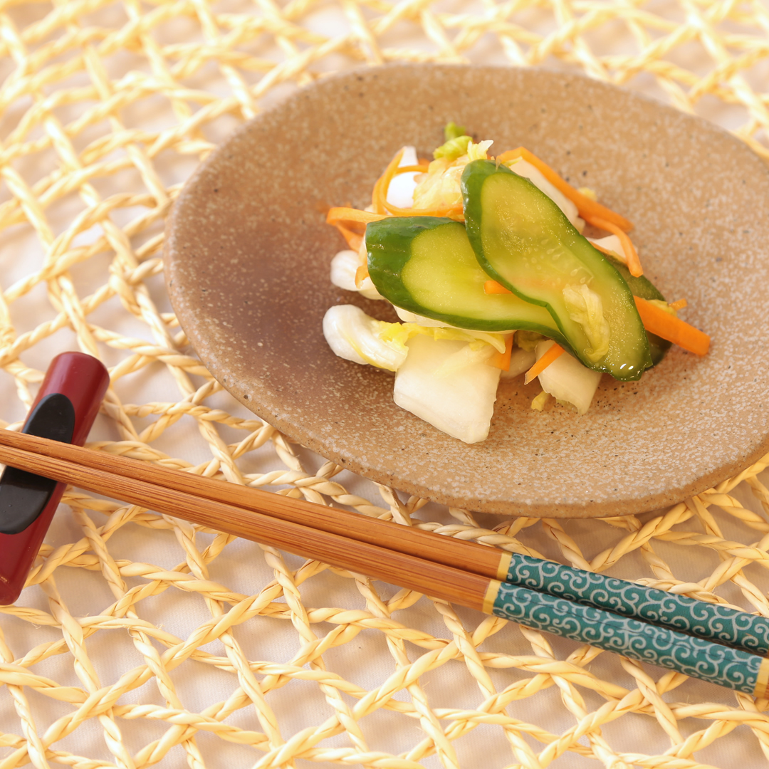 岸田さん家の白菜とにんじんのミネラル醗酵浅漬け