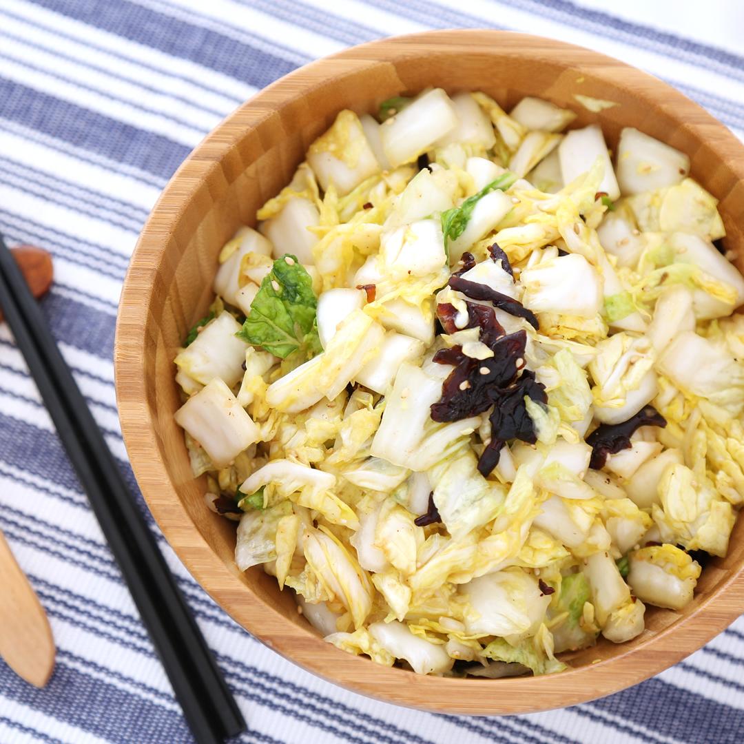 森崎さん家の白菜サラダ