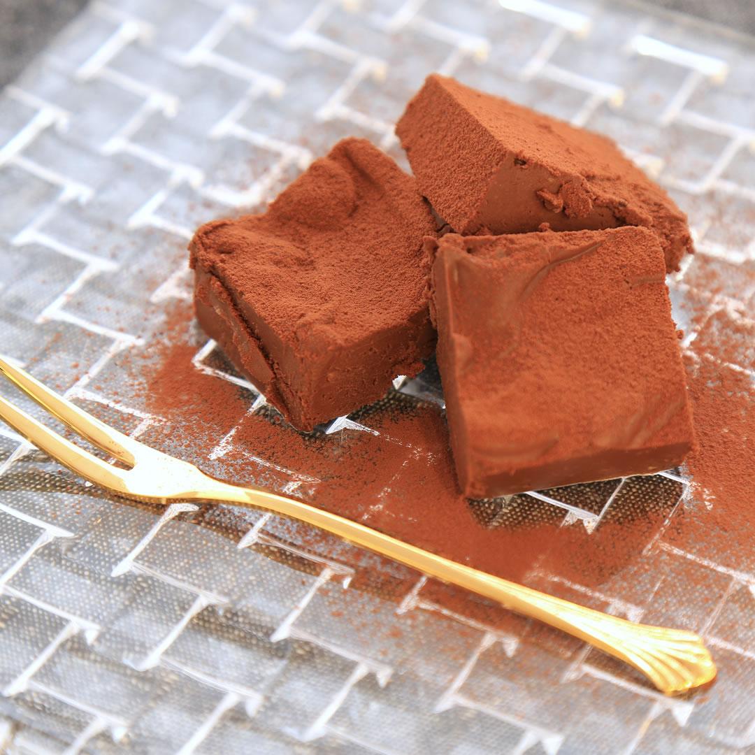 Hさん家の身体が喜ぶ、美腸になれる生味噌豆腐チョコ