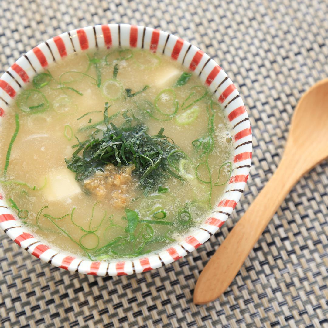 川路さん家の簡単ミネラル味噌雑炊
