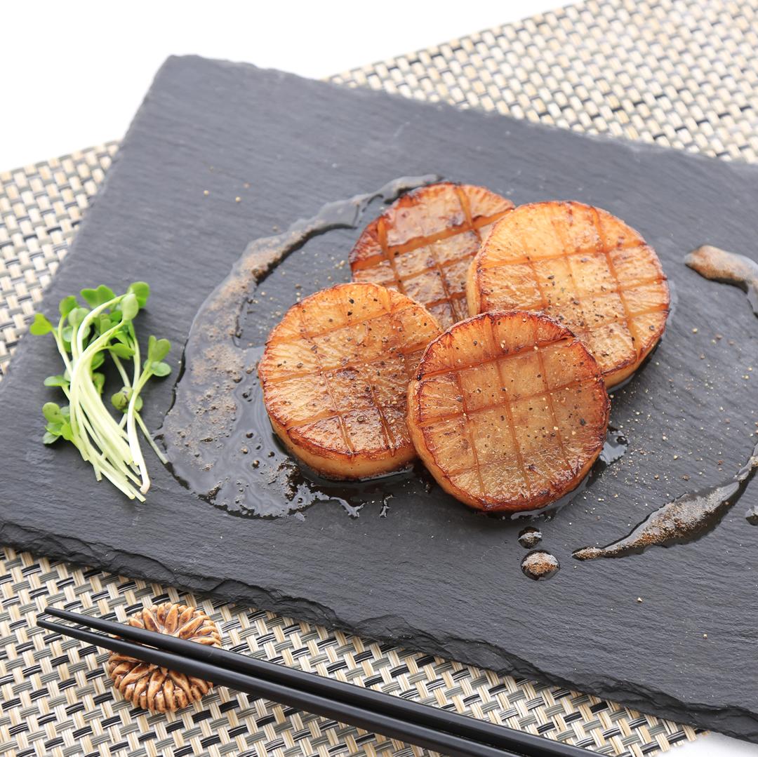 太田さん家の大根ステーキ