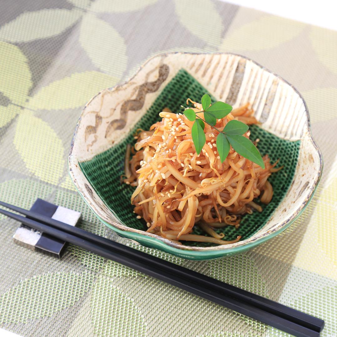 吉川さん家のもやしの佃煮