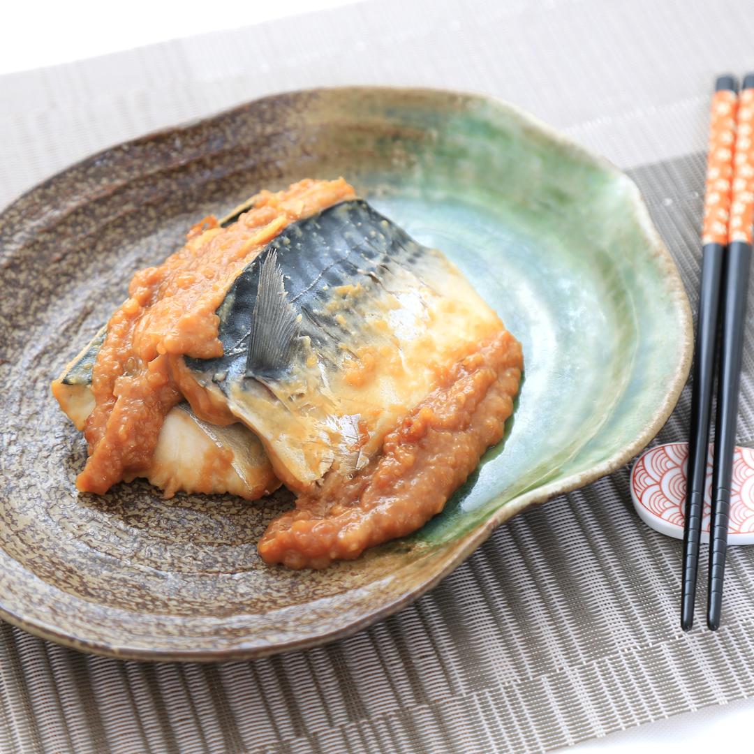 太田さん家のサバの味噌煮