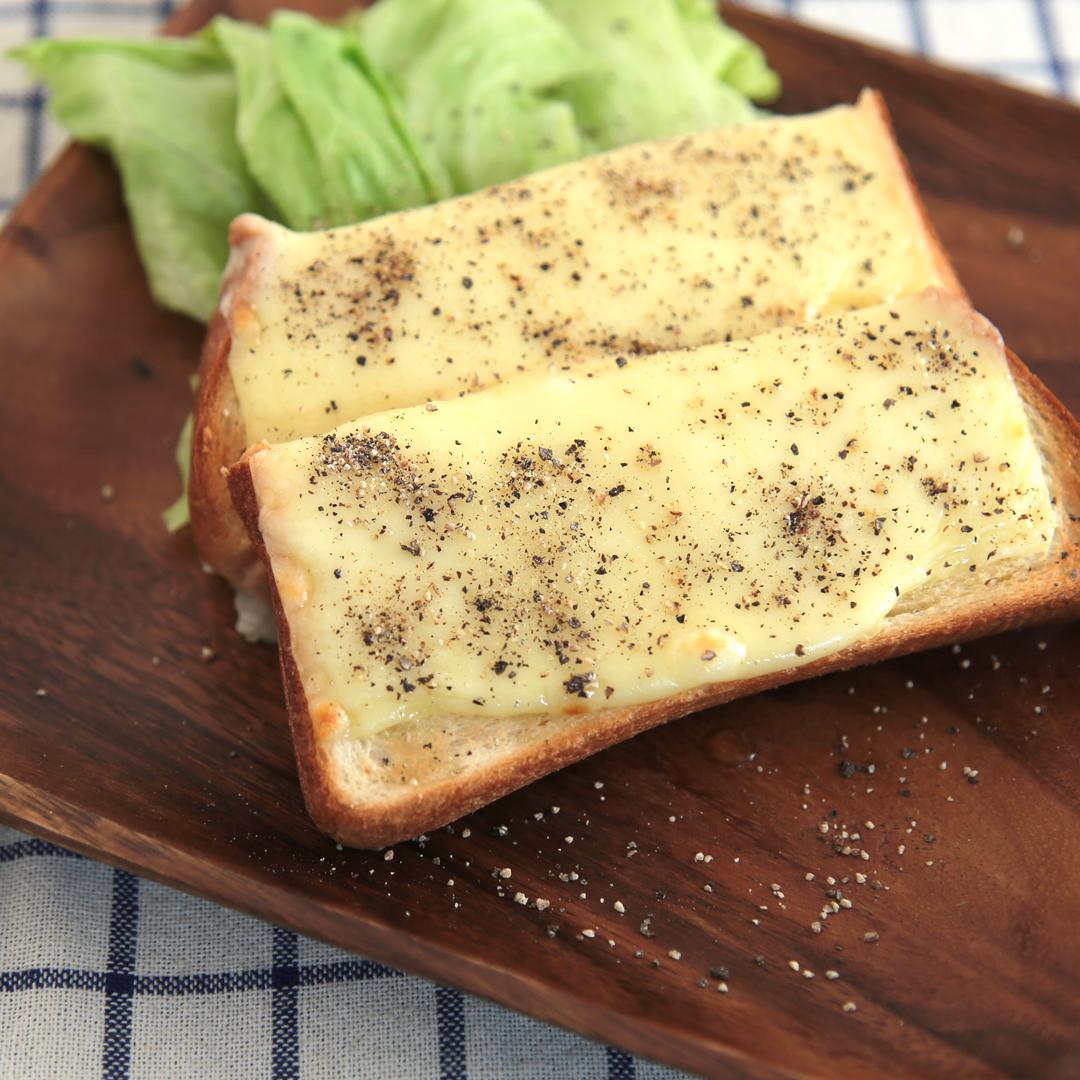 工藤さん家のスイートチーズトースト