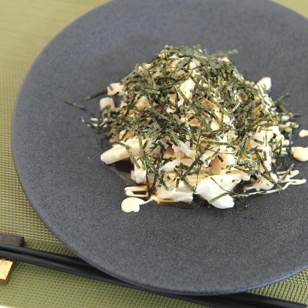 松本さん家の長芋の千切りマヨポン